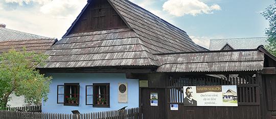 (Slovenčina) Pamätný dom Martina Kukučína