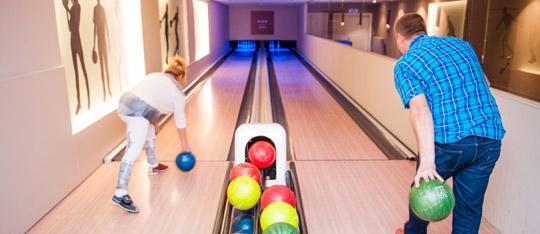 Bowling bar Hotela Park